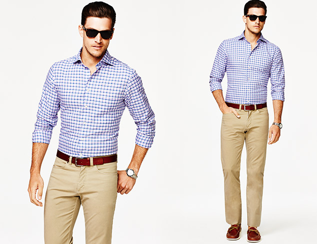 Country Club Style feat. Bobby Jones at MYHABIT