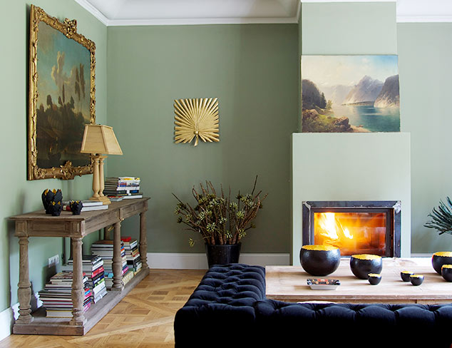 Create a Warm & Inviting Living Room at MYHABIT