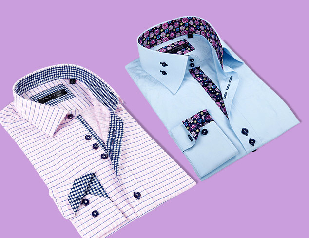 Dolce Guava Dress Shirts at MYHABIT