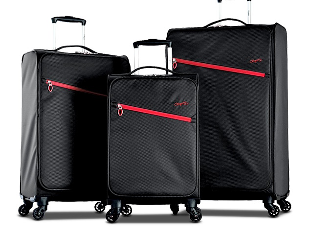 For Family Trips Luggage Sets at MYHABIT