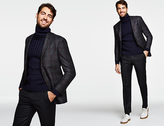 Franklin Tailored Sportcoats & Trousers at MYHABIT