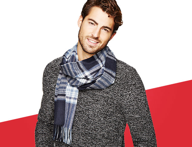 Great Gifts Winter Scarves at MYHABIT