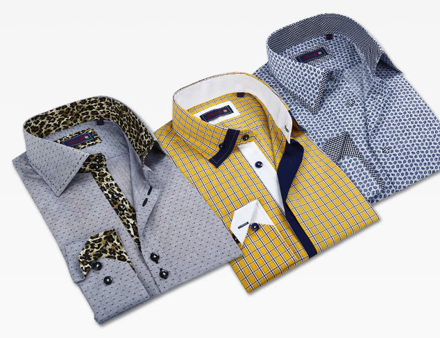 JohnNY D Dress Shirts at MYHABIT