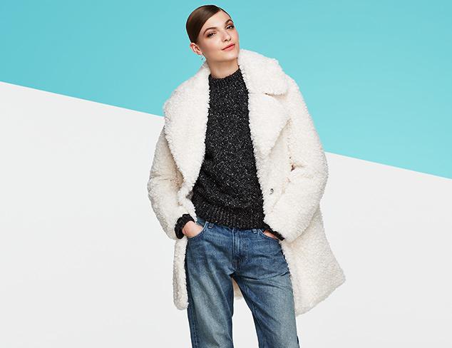 Kensie Outerwear at MYHABIT