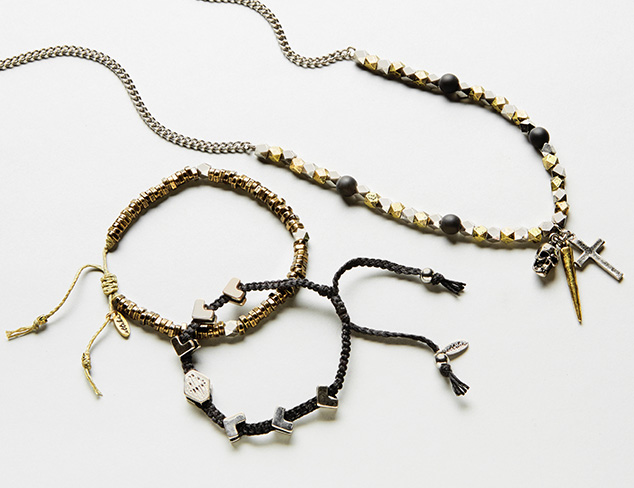 Little Luxuries Jewelry, Cufflinks & More at MYHABIT