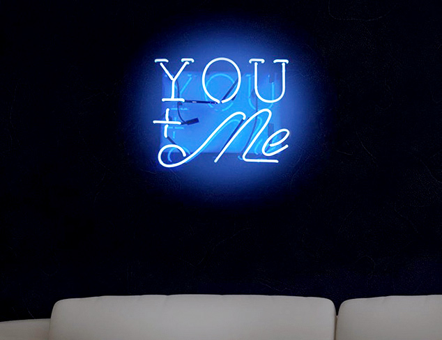 Oliver Gal Neon Signs at MYHABIT