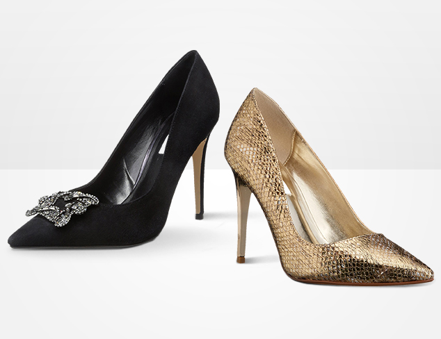 Shoes for a Night Out at MYHABIT