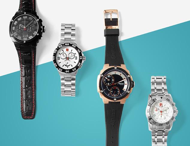 Stocking Stuffers Luxury Watches & More at MYHABIT