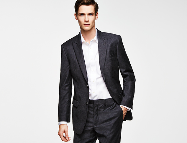 Suits & Sportcoats feat. Andrew Marc at MYHABIT