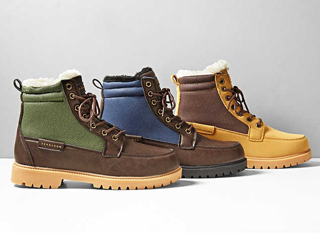 The Mercury's Dropping Cold Weather Boots at MYHABIT