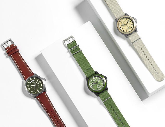 Watches We Love at MYHABIT