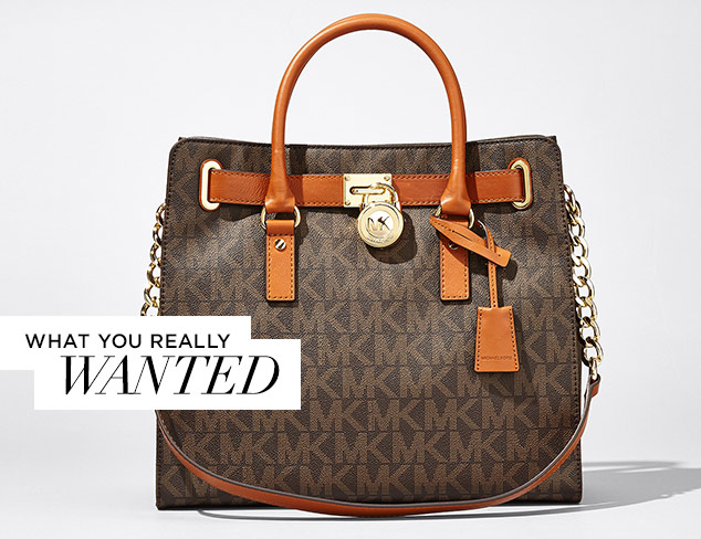 What You Really Wanted Handbags at MYHABIT