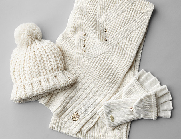 White Out Accessories at MYHABIT