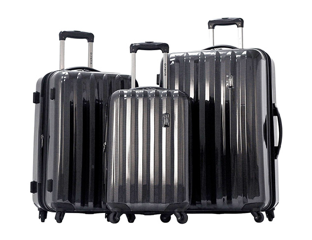 Best in Black Luggage at MYHABIT