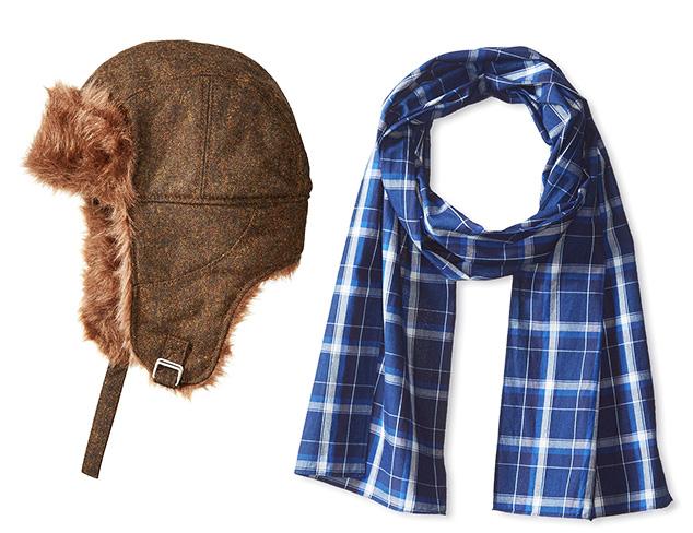 Bundle Up Hats & Scarves at MYHABIT