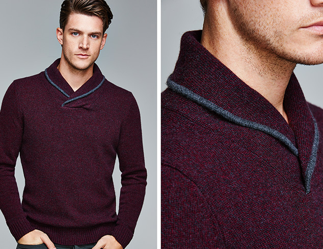 Comfortable in Cashmere feat. Thirty Five Kent at MYHABIT