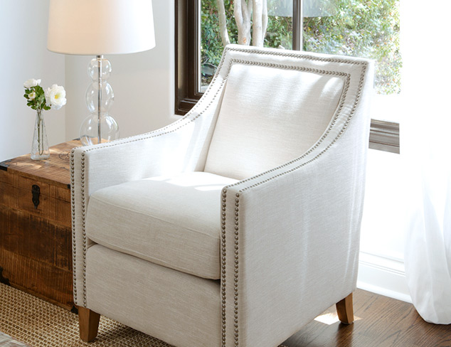 Have a Seat Club Chairs & Ottomans at MYHABIT
