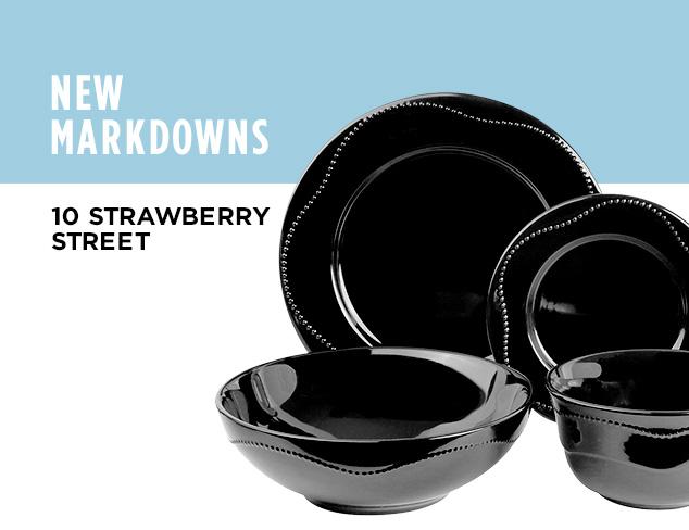 New Markdowns 10 Strawberry Street at MYHABIT