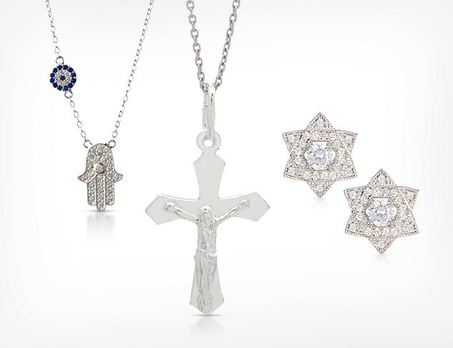 Spiritual & Religious Jewelry at MYHABIT
