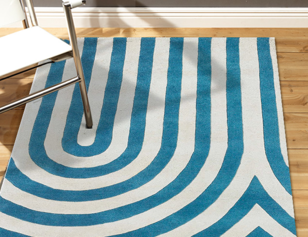 Step into 2016 Bold & Brilliant Rugs at MYHABIT