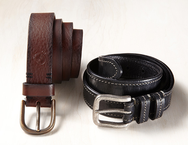 Style Staples Classic Belts at MYHABIT
