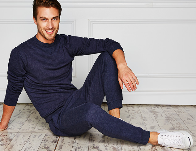 Take It Easy Loungewear at MYHABIT