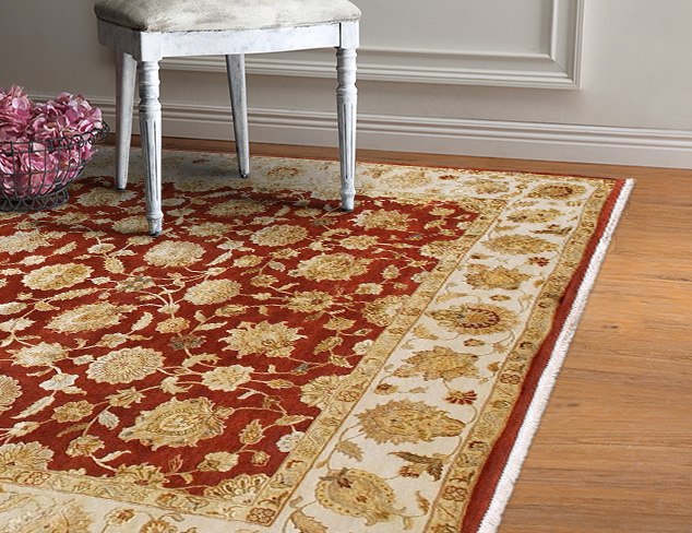 The Palatial Home Rugs at MYHABIT