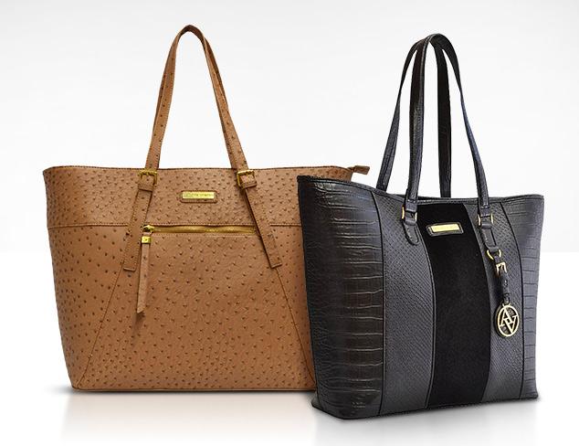$65 & Under Adrienne Vittadini Handbags at MYHABIT