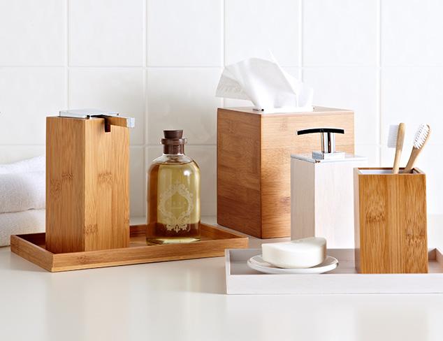 Bathroom Accessories by Nameek's at MYHABIT