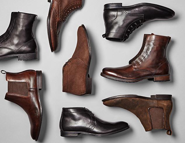 Franklin & Freeman Boots & Shoes at MYHABIT