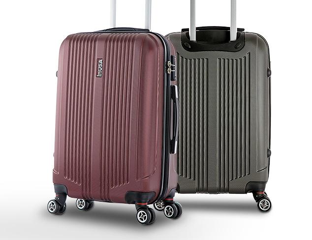 InUSA Luggage at MYHABIT