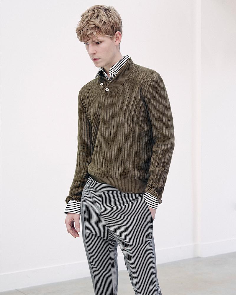 Inis Meáin Coanach Organic Cotton Sweater