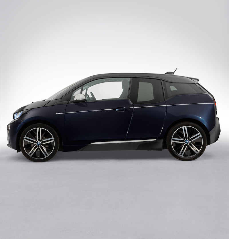 Mr Porter x BMW i3 Limited-Edition Electric Car_2