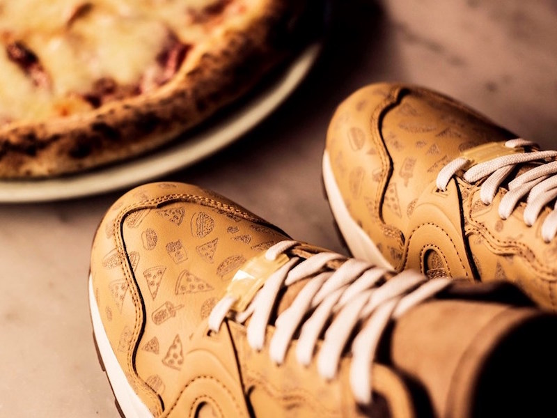 Sneakersnstuff x PUMA XT2 Pizza & Burgers_4