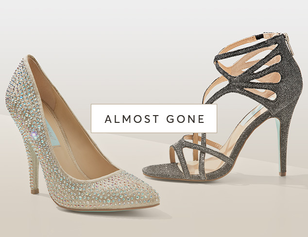 Almost Gone Shoes by Sizes at MyHabit