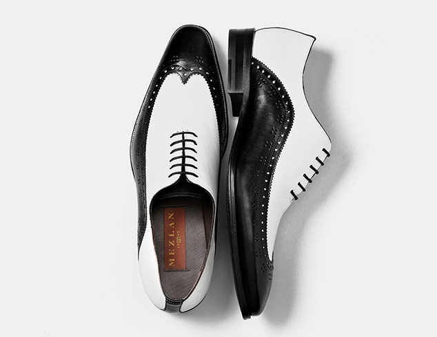 Decidedly Dapper Shoes at MYHABIT
