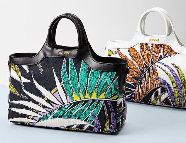 Just Cavalli Handbags at MyHabit