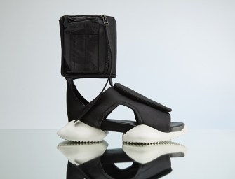 New Icons // Rick Owens x adidas Techno-Gladiators