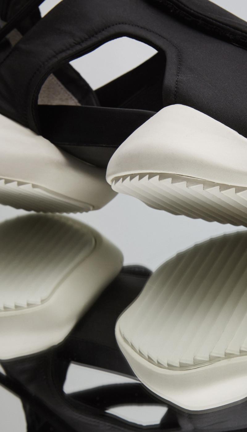 Rick Owens x adidas Velcro Strap Cargo Sandals_1