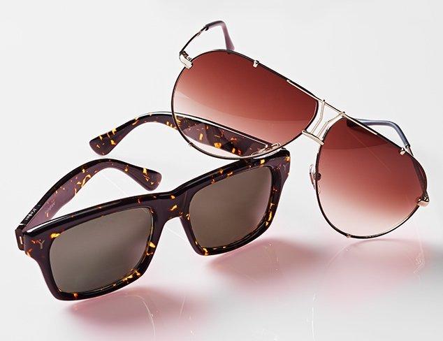 Saint Laurent Sunglasses at MyHabit