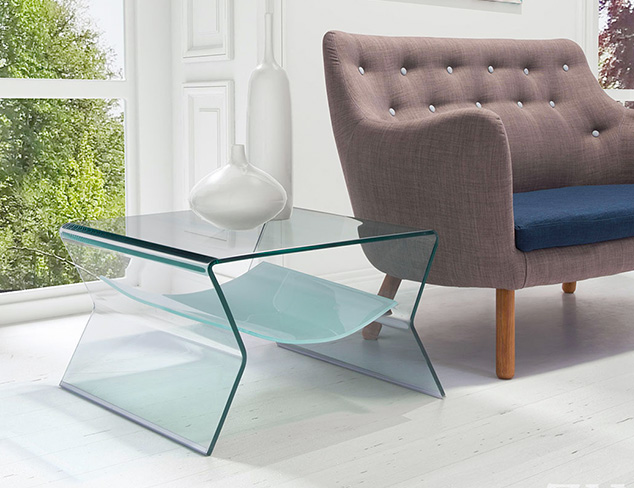 Under $499 Acrylic & Glass Furniture at MyHabit