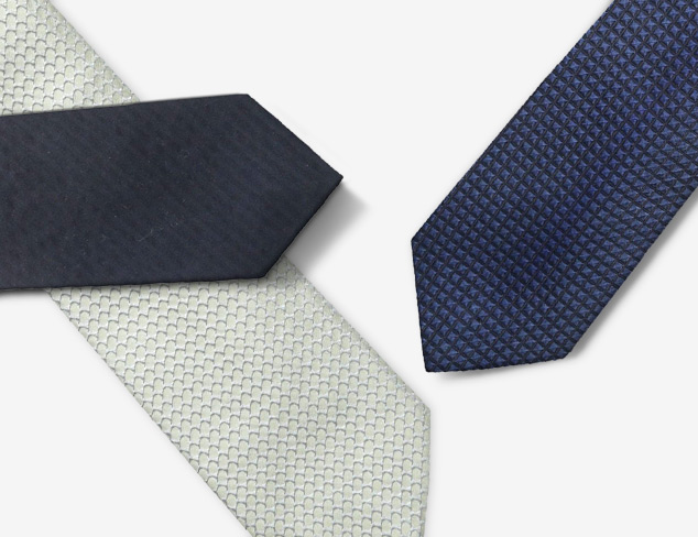 It's All About the Tie feat. Jil Sander at MyHabit