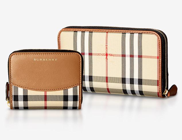 The Designer Wallet at MyHabit