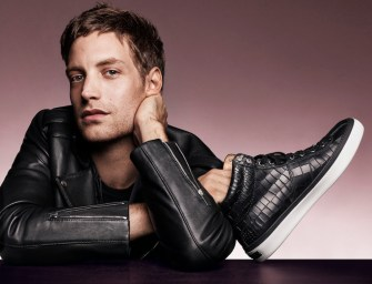 JIMMY CHOO Fall/Winter 2016 Campaign feat. James Jagger