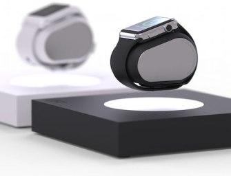 Levitation Works LIFT: Anti Gravity Levitating Smartwatch Charger