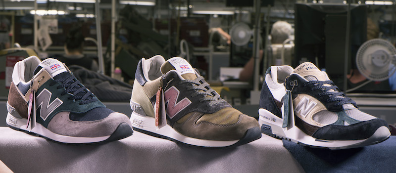 New Balance Made in UK Surplus Pack