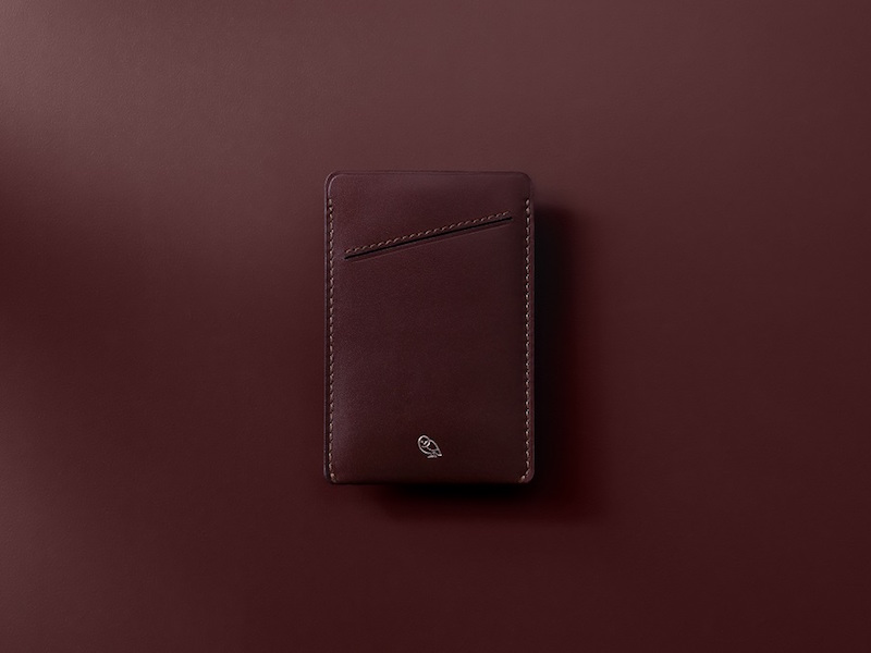 Bellroy XO Barneys New York Card Sleeve Card Case
