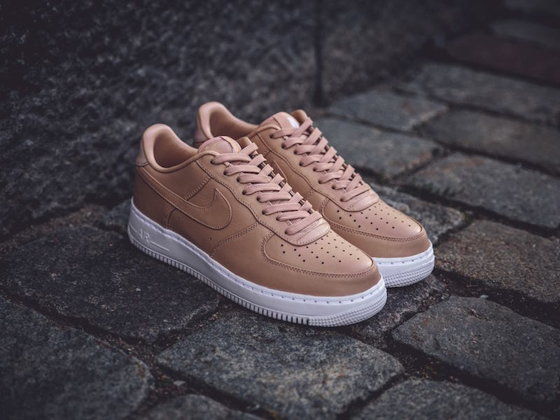 "Shoe of the Day // NikeLab Air Force 1 Low ""Vachetta Tan"""