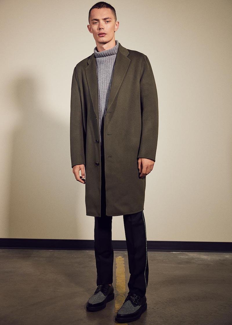 Acne Studios Charles Coat