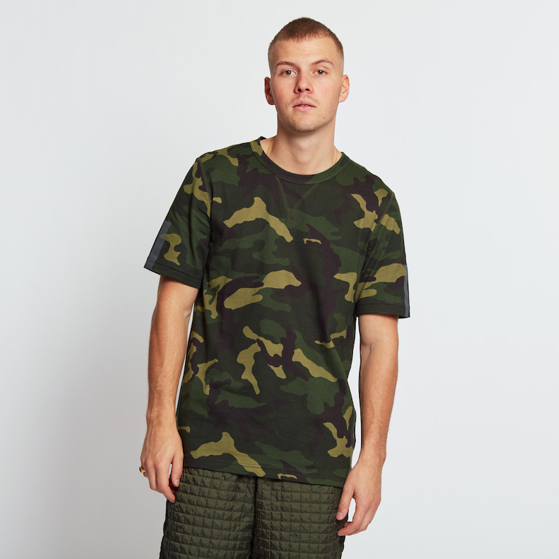 adidas Day One Camouflage Tee